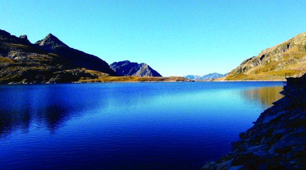 Massif de Belledonne Lac des 7 Laux