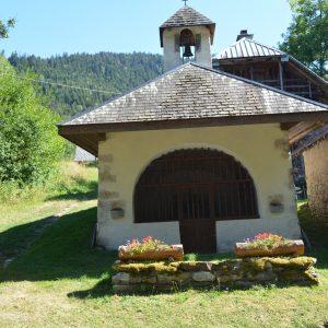 Chapelle Ste Marguerite Montgilbert
