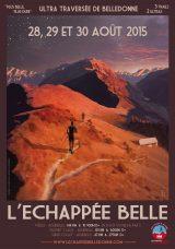 Affiche Echappée Belle 2016 2015