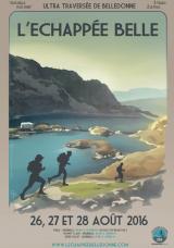 Affiche Echappée Belle 2017