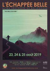 Affiche Echappée Belle 2019