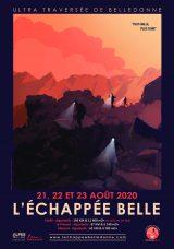 Affiche Echappée Belle 2020
