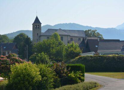 Eglise d'Aiton