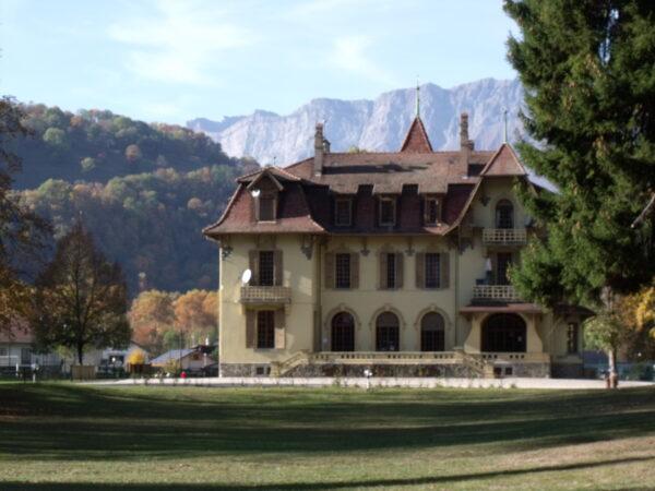 Parc Rochette Aiguebelle