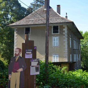 Maison Grange petite histoire des mines