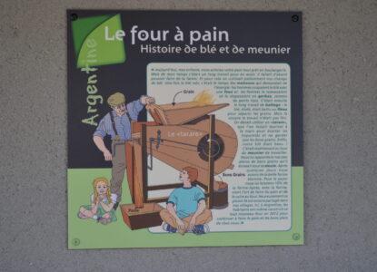 Histoire du Four à pain