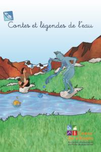 Couverture Livret Contes et légendes de l'eau