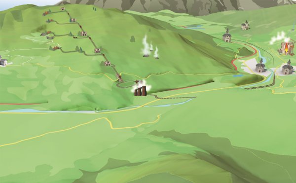 Plan incliné Petite histoire des mines