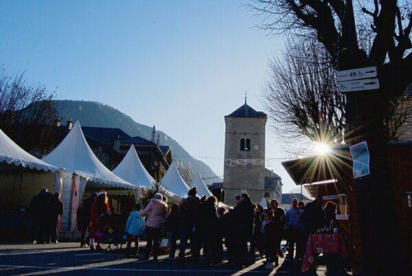 Marché St-Jean-de-Maurienne