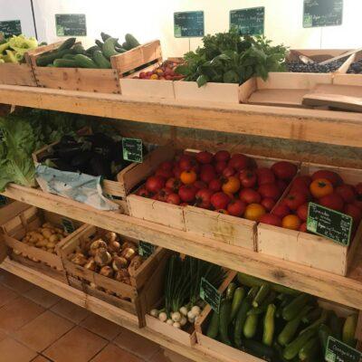 Légumes Croq Champs