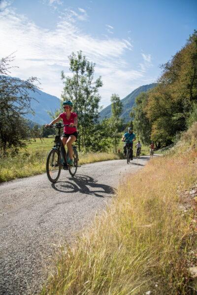Col du Grand Cucheron en vélo électrique