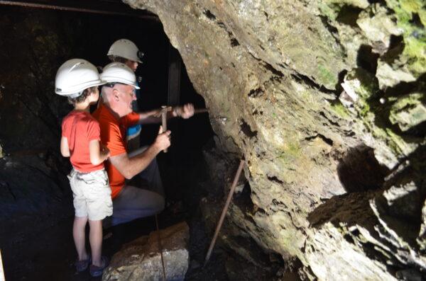 Site Minier Le Grand Filon