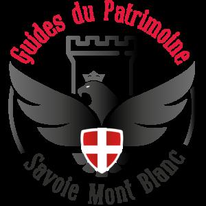Logo Guides du Patrimoine Savoie Mont Blanc GPSMB détouré
