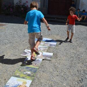 Itinéraires Coeur de villages à Montsapey