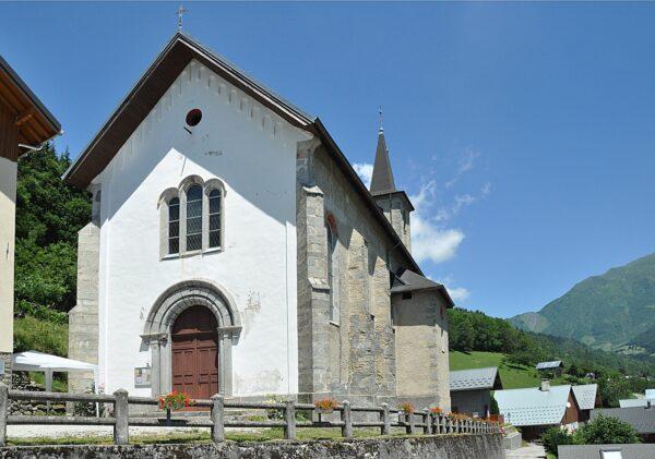 Eglise de Montsapey