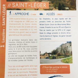 Escalade St Leger