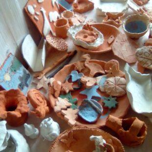 Atelier poteries