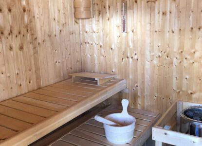 Sauna Chez Santi