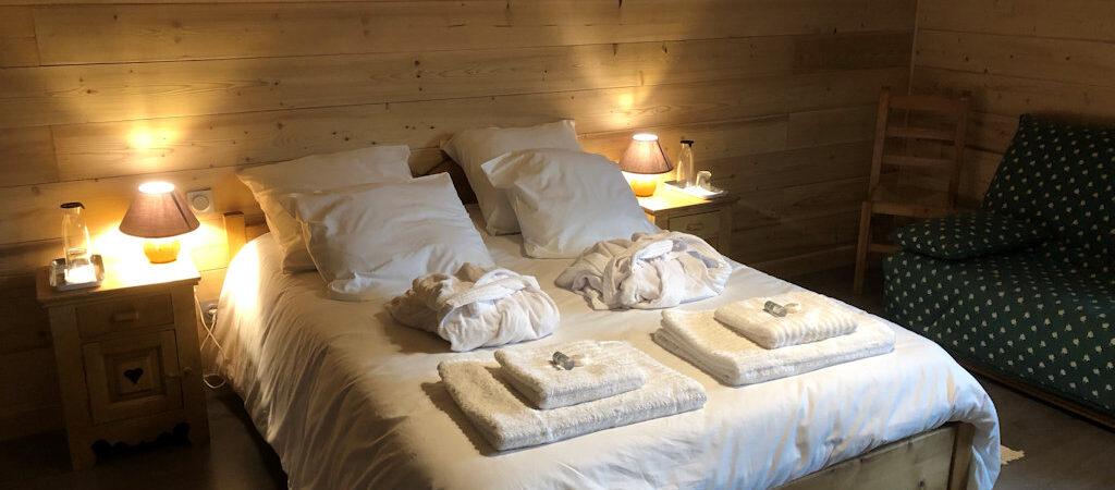 Chambre Chez Santi