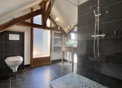 Salle de bains Chalet La Lauzière