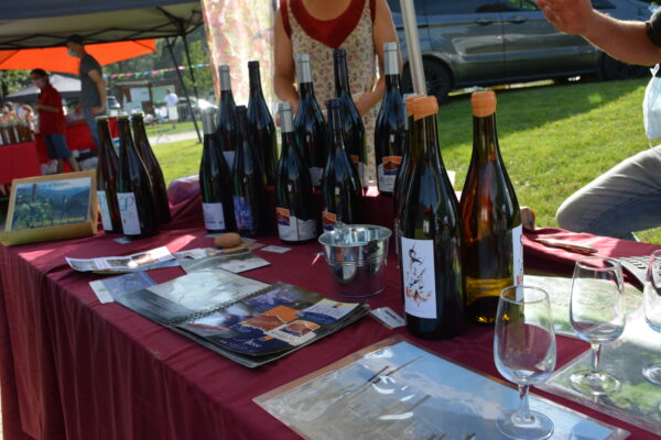 Vin des Sartos - Marché du terroir